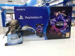 GAFAS VR , CAMARA V2 + PS4 VR WORLDS PRECINTADO