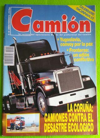 Revista Camión - número 42 (enero 1993)