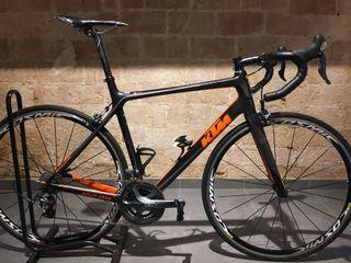 Bicicleta KTM Revelator carbono T.M (Ocasión)