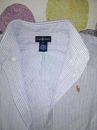 camisa chico original Ralph Lauren