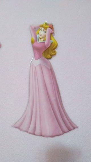 figura pared Disney