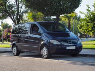 Mercedes-Benz Viano Fun Camper