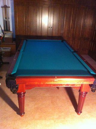 Mesa billar profesional Viena pool