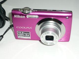 Cámara digital Nikon S3000