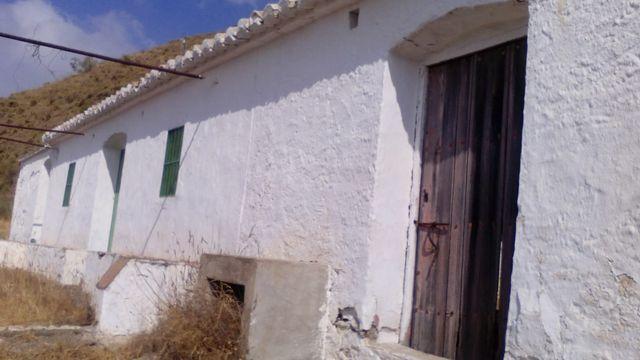 Cortijo Sayalonga reformar en 21.000 m2 parcela (Sayalonga, Málaga)