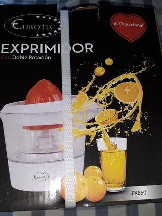 Exprimidor Eurotec Ex650 de segunda mano por 5,5 € en
