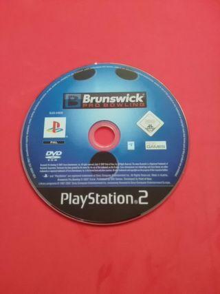 juego brunswick ps2