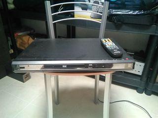 Reproductor de DVD y grabador