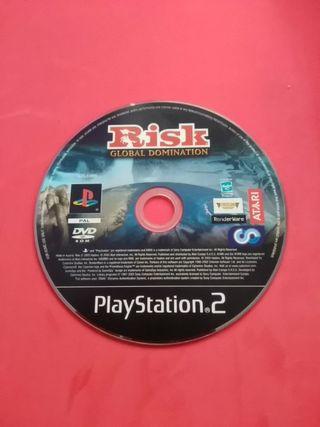 juego risk ps2