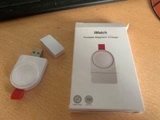 CARGADOR COMPACTO USB PARA APPLE WATCH