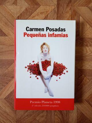 CARMEN POSADAS - PEQUEÑAS INFAMIAS