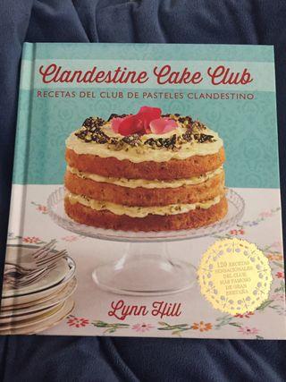 Recetas del club de pasteles clandestino