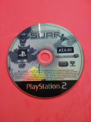 juego transworld surf ps2