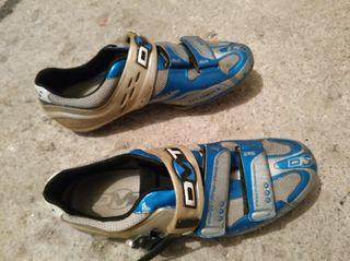 Zapatillas DMT carbono carretera