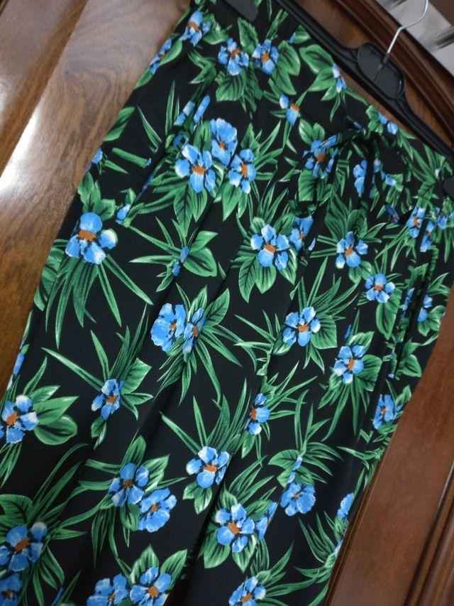Pantalón estampado ZARA (Talla XS)
