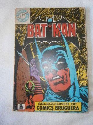 RETAPADO 1 BATMAN SELECCIONES COMICS BRUGUERA