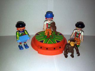 Playmobil payasos del circo