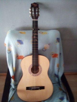 guitarra española play on