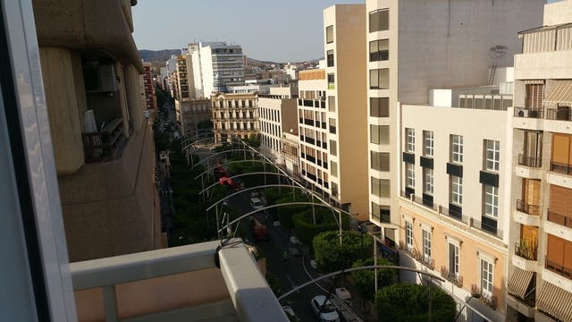 186m2 Luminoso Piso Paseo de Almeria Centro 3hab. Renovado