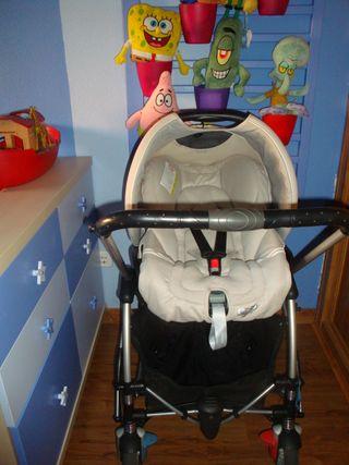 Carrito bebe Streety marca bebé confort