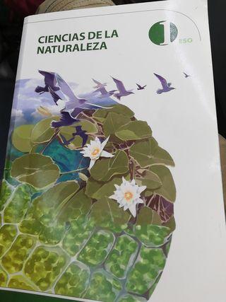 libro ciencias de la naturaleza 1°ESO digitaltext