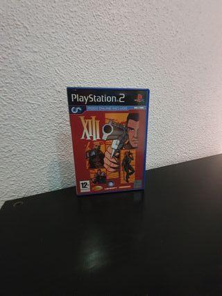 juego XIII PS2