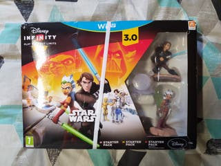 Pack Starter Disney Infinity 3.0 WiiU