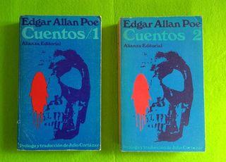Cuentos de Edgar Allan Poe, tomo 1 y 2