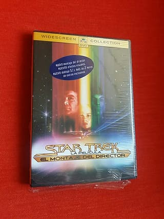 Star Trek la película dvd