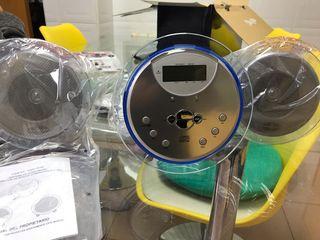 Sistema de audio micro Cd