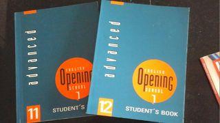 Libros de inglés (básico, intermedio, avanzado)
