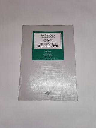 Manual Sistema de Derecho Civil Volumen I