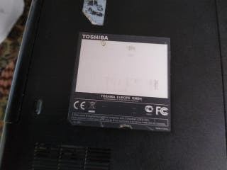 Portatil Toshiba Satellite