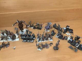 Hombres Bestia chaos Warhammer Age of Sigmar