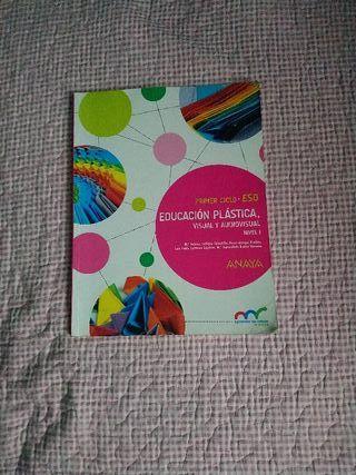 Libro de Educación Plástica 1 ESO