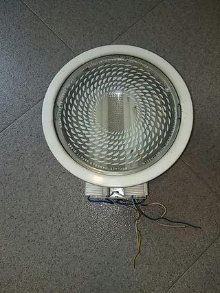 foco de techo con lamparas 19cm