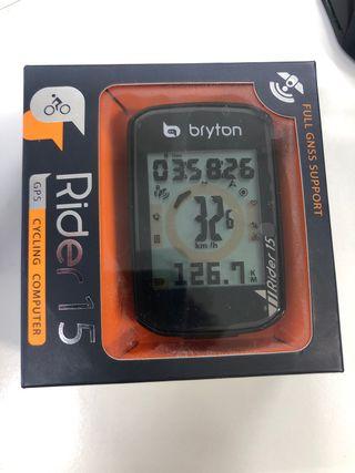 Bryton rider15