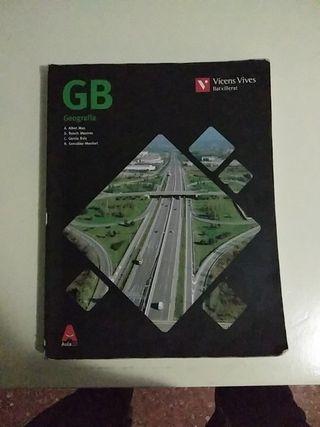 Libro Geografia 2do de Bachillerato
