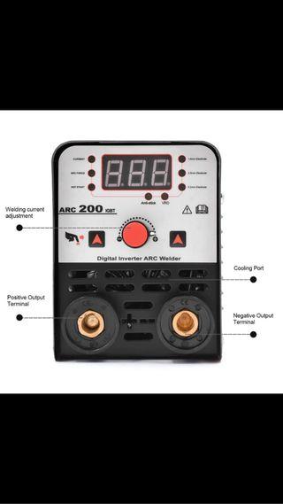 Mini máquina de soldar eléctrica