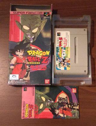 Dragon Ball Z Gokuden Totsugeki-Hen