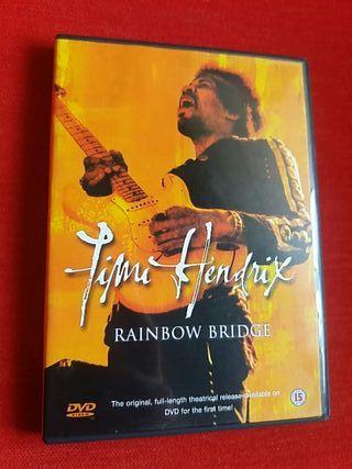 Jimi Hendrix Rainbow Brigde dvd