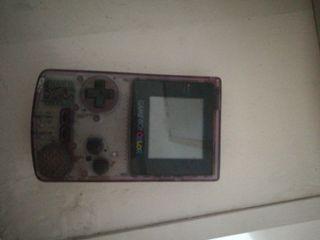 Gameboy color + pokemon