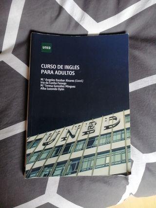 libro inglés prueba de acc. a la universidad uned