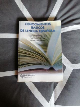 libro lengua prueba de acc a la universidad uned
