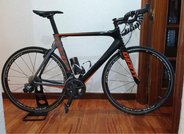 Giant propel advance full carbono
