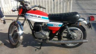 Ossa 250cc Turismo