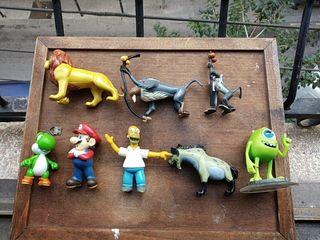 figuras mario Bros Disney
