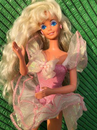 Muñeca Barbie pretty surprise