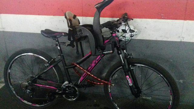 Asiento bicicleta weeride