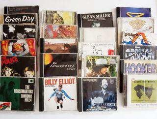 lote CD,s varios tipos de Musica